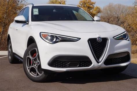 2018 Alfa Romeo Stelvio Luxury Suv Lease Offer Near Denver