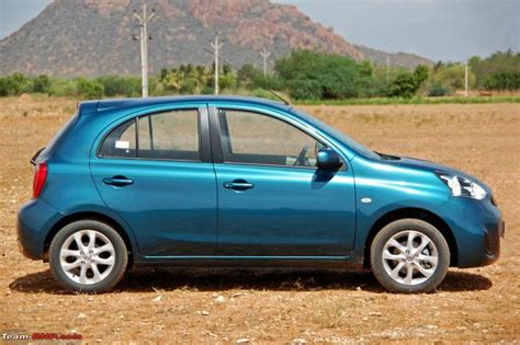 nissan micra facelift  micra active launched  india