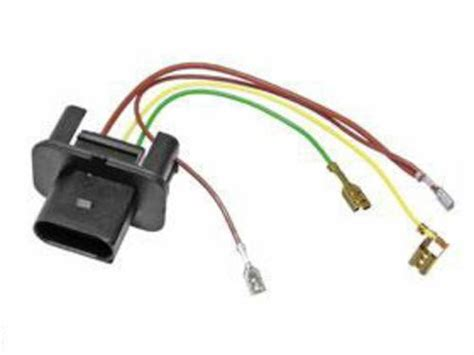 Beetle Headlight Wiring Harness Ebay