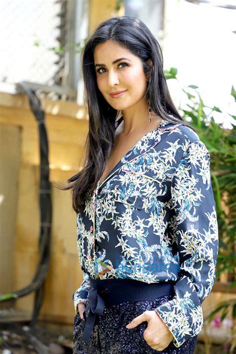 katrina kaif snapped promoting  film bharat