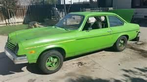 1975 Chevrolet Vega Base Hatchback 2door 23l For Sale
