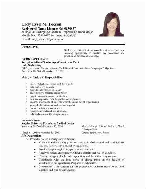 Call Center Objectives by 76 Photos Of Resume Exles For Call Center