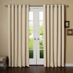 best home fashion inc wide width thermal blackout single curtain panel reviews wayfair