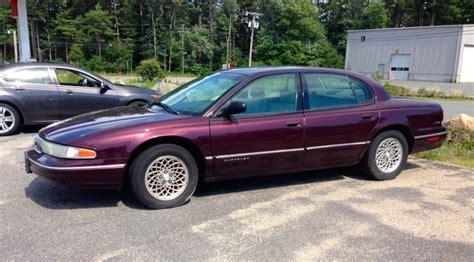 96 Chrysler Lhs by Curbside Classic 1996 Chrysler Lhs Lost Hopeless Soul