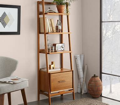 Maybe you would like to learn more about one of these? Modern Bookshelf - Narrow Tower | Pottery Barn Kids