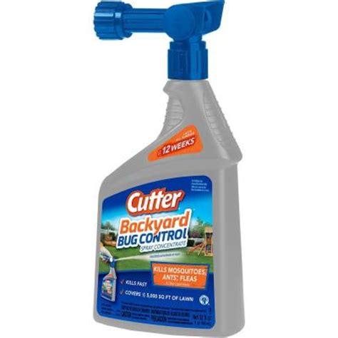 Cutter 32 Fl Oz Backyard Bug Control Spray Concentrate