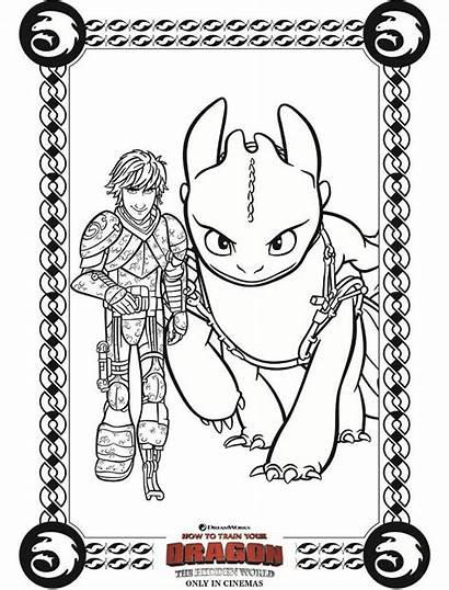 Entrenar Dibujos Fury Night Hiccup Dragon Tu