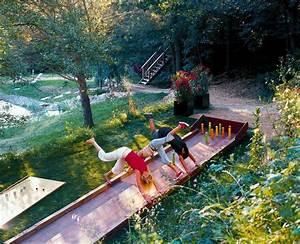 Spielplatz Für Garten : outdoor bowling garten f r kinder pinterest spielplatz garten und garten spielplatz ~ Eleganceandgraceweddings.com Haus und Dekorationen