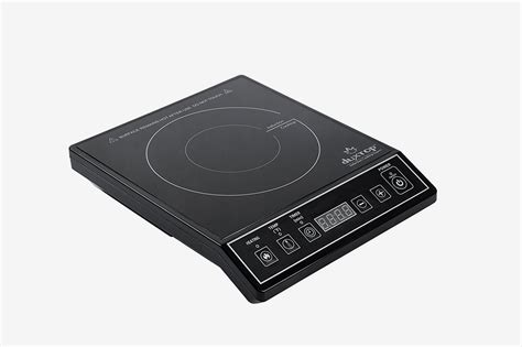 electric burner induction cooktop stove countertop portable single cooktops 1800w secura usa adjustable strategist temperature heat burners rated cookware amazon