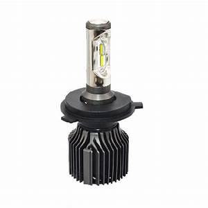 Osram H4 Led : 30w h4 led light bulb kit with osram led chip for high and ~ Jslefanu.com Haus und Dekorationen