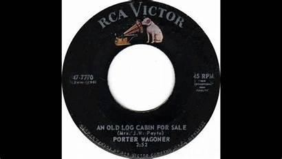 Log Cabin Porter Wagoner