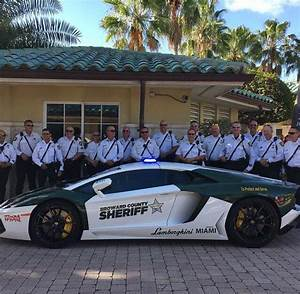 Broward county sheriff department receive their first ...