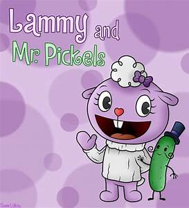 Happy Tree Friends: Lammy and Mr. Pickels by SuperLakitu ...