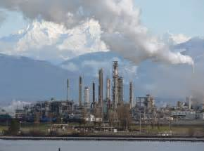 Oil Refinery Images