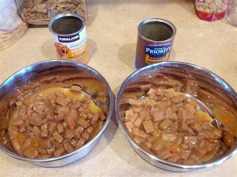 kirkland signature natures domain canned dog food