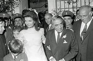Iconic weddings: Jacqueline Kennedy and Aristotle Onassis ...