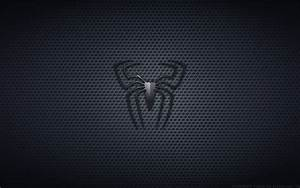 Wallpaper - Spider-Man 3 'Black Suit' Movie Logo by ...