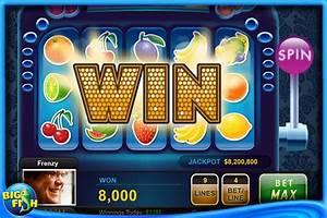 """""""Big Fish Casino"""" бесплатные игровые автоматы для iOS"""