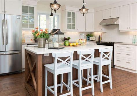 mod鑞e de cuisine avec ilot central modèle cuisine îlot centrale deco maison moderne