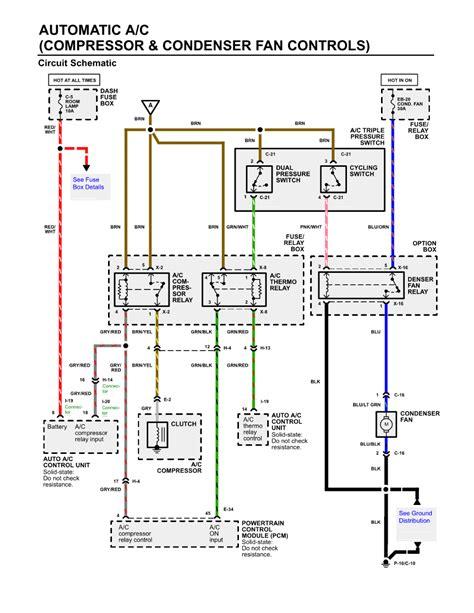Gm A C Compressor Wiring Diagram by Repair Guides