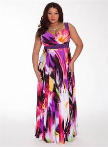 tropical beauty maxi dress igigicom might not be With robe longue femme ronde