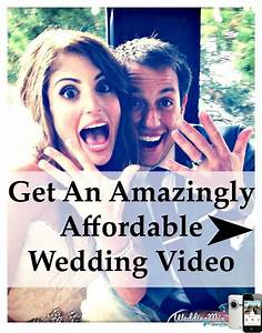 15 wedding hacks to get the dream wedding on a diy budget With budget wedding videography