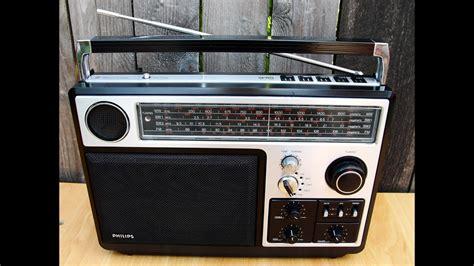 Radio Philips 970 - YouTube