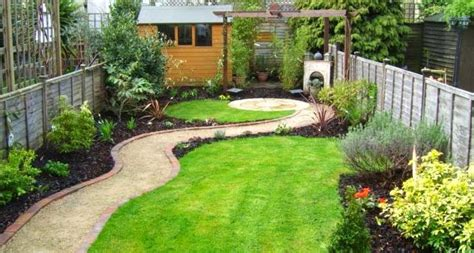 rectangle garden ideas the garden inspirations