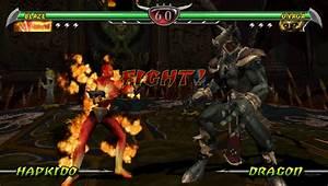 Mortal Kombat Onaga Vs Blaze
