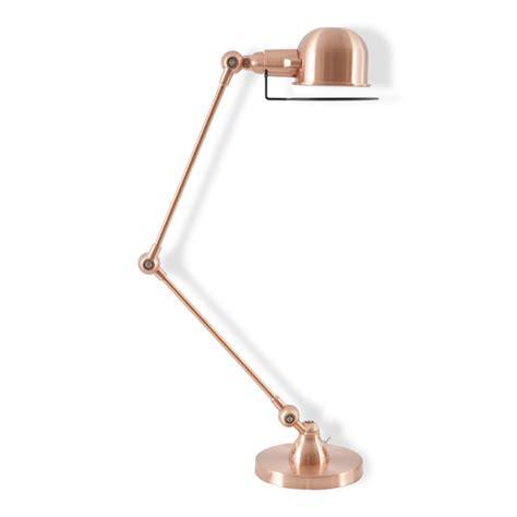 lampes design en cuivre
