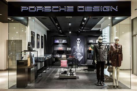 » Porsche Design Store At Breuninger By Plajer & Franz