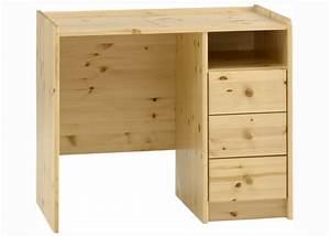 Bureau En Pin : caisson de bureau en pin ~ Teatrodelosmanantiales.com Idées de Décoration