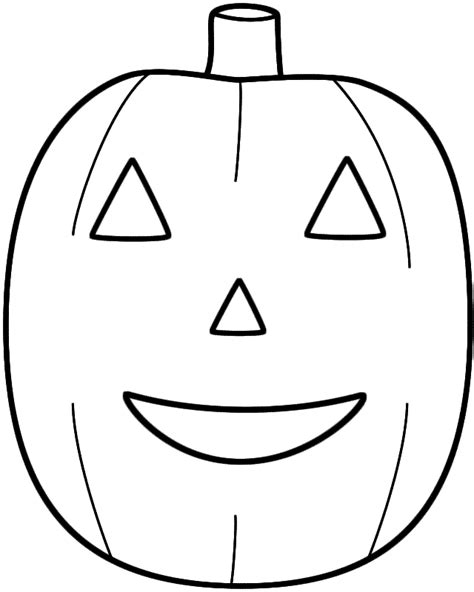halloween pumpkin mask paper craft black  white