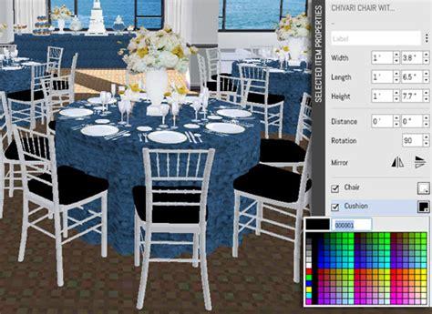wedding planners floor plan software  event designer