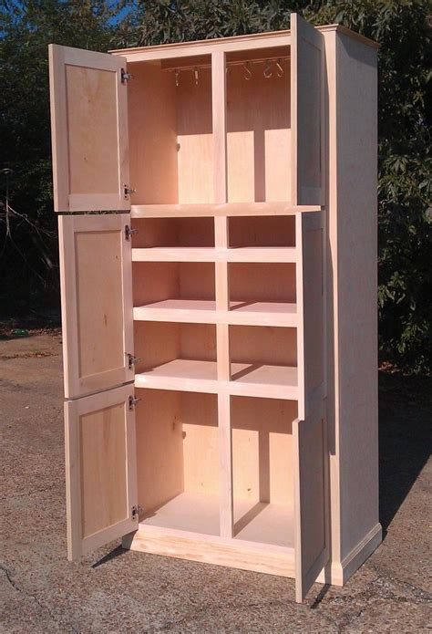 cheap kitchen pantry storage ikea larder doors image credit sue design 5318
