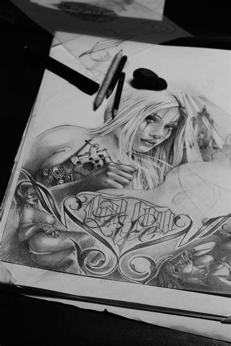 tattoo+flash+book.com | Free Download Tattooflashbooks Com Miki Vialetto Boog From The Street