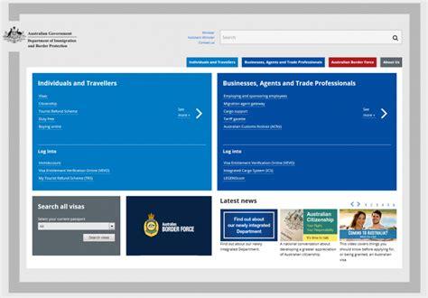 bureau d immigration australien working visa visa vacances travail australia