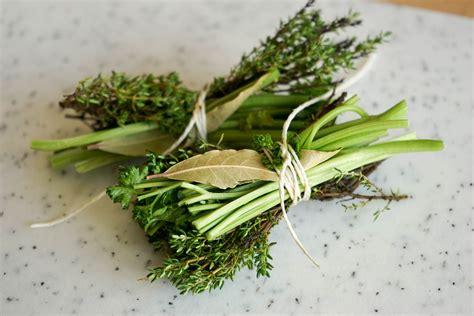 romarin cuisine bouquet garni définition de bouquet garni lexique du