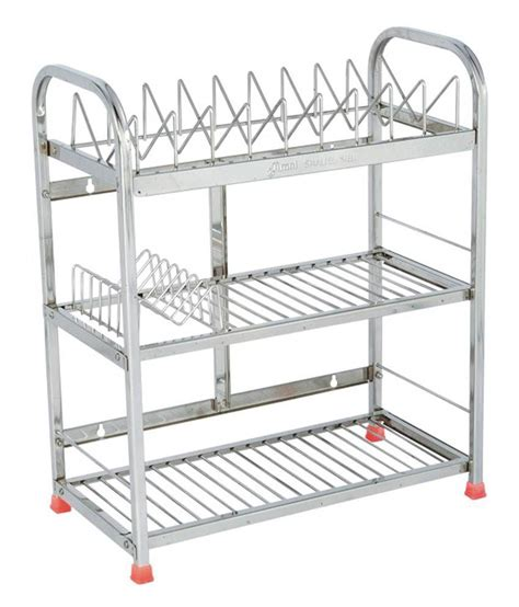 stand for kitchen buy amol stainless steel utensils rack at low price