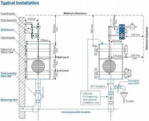 How To Install Tank Fill Control Valves