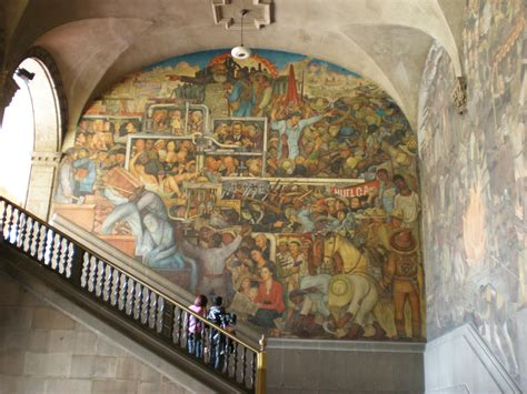 murals in mexico city the current season diego rivera murals for the museum of modern