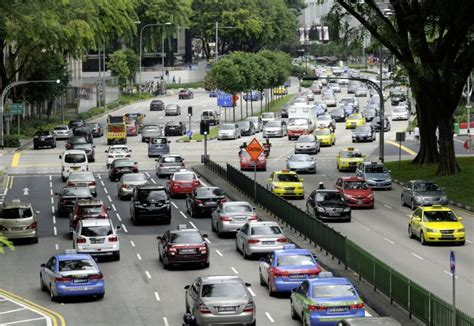 Singapore Bans Additional Cars From Its Roads From February