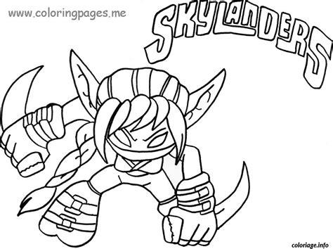 Coloriage Dessin Skylanders 127 Dessin