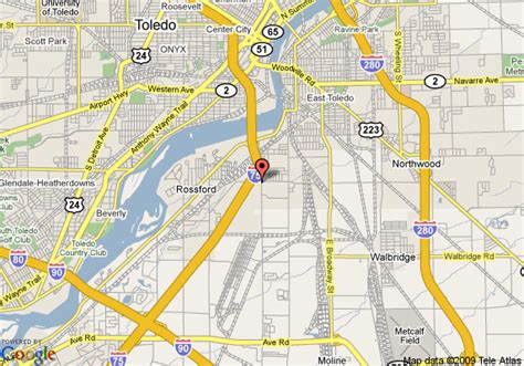 Toledo Ohio Map Google.Perrysburg Ohio Map Google