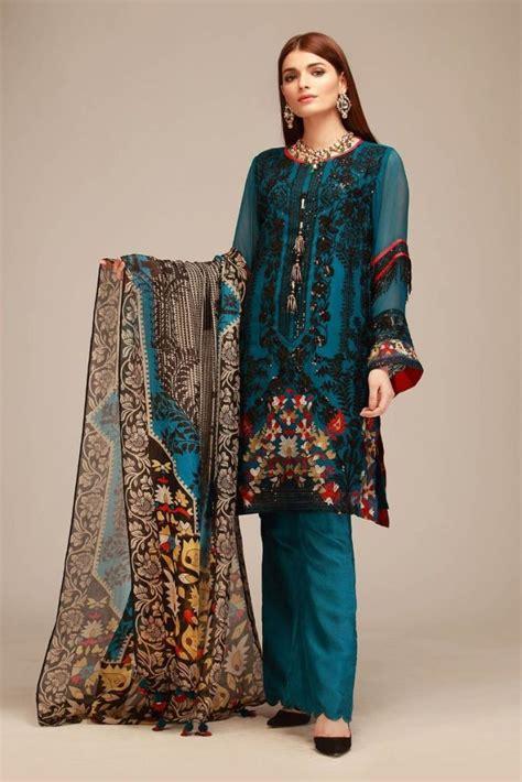 Khaadi Luxury Velvet Winter Collection 2019 Ideas For