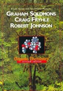 Organic Chemistry  Study Guide And Solutions Manual By