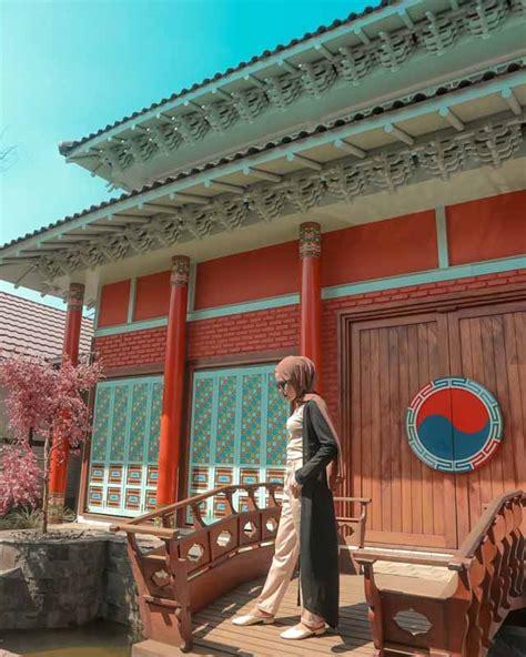tempat wisata kampung korea  bandung tempat wisata