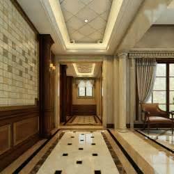 house corridor decoration