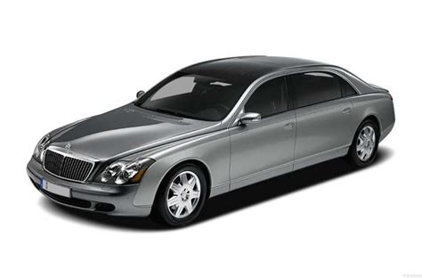 2007 Maybach 62 Pictures Including Interior And Exterior