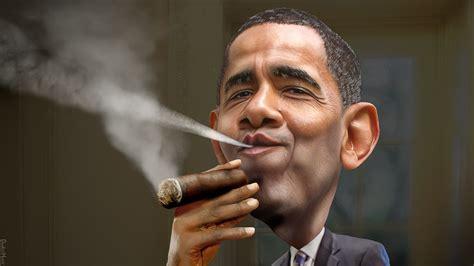 barack obama enjoying  cuban barack hussein obama ii